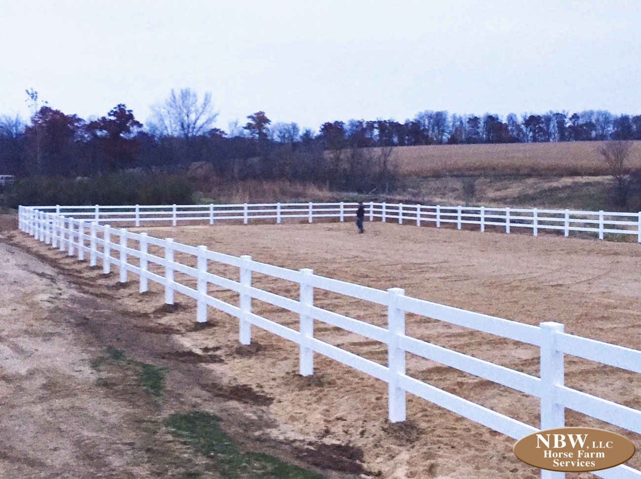 Arena Construction Amp Footings Horse Farm Services