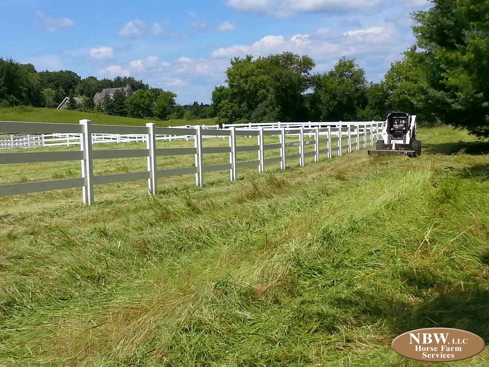 Yearly Pasture Sustainability Horse Farm Services
