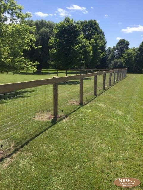 Other Fencing Options Horse Farm Services